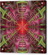 Center Point Acrylic Print