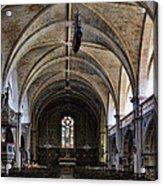 Centuries Old Church Acrylic Print