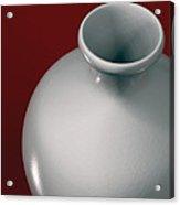 Ceramic Vase  Acrylic Print