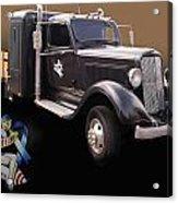 Cfac 36 Dodge Acrylic Print