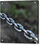 Chain Acrylic Print
