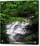 Chair Factory Falls Acrylic Print