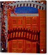 Chapel Of Love Acrylic Print