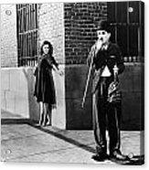 Chaplin: Modern Times, 1936 Acrylic Print