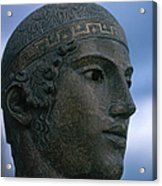 Charioteer Of Delphi Acrylic Print by Photo Researchers