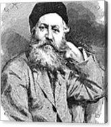 Charles Francois Gounod Acrylic Print