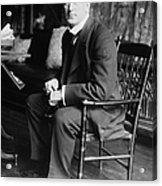 Charles Gibson (1867-1944) Acrylic Print
