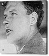 Charles Lindbergh, Us Aviation Pioneer Acrylic Print