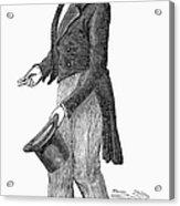 Charles Waterton (1782-1865) Acrylic Print