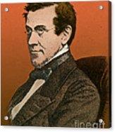 Charles Wheatstone, English Inventor Acrylic Print