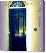 Charleston Door 6 Acrylic Print