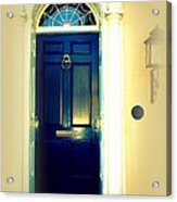 Charleston Door 7 Acrylic Print