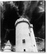 Chateau De Blandy Les Tours Acrylic Print