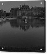 Chateau De Breteuil Dh 1 Acrylic Print