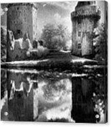 Chateau De Largoet Acrylic Print