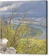 Chattanooga Acrylic Print