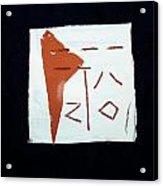 Chatter 2 Acrylic Print