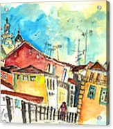 Chaves in Portugal 02 Acrylic Print