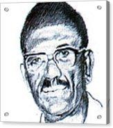 Cheikh Anta Diop Acrylic Print