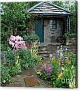 Chelsea Cottage Acrylic Print