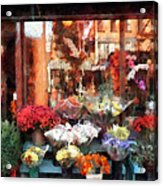 Chelsea Flower Shop Acrylic Print