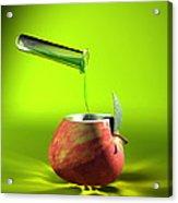 Chemical Food Additive Acrylic Print