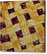 Cherry Pie 3782 Acrylic Print