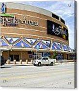 Chesapeake Arena Acrylic Print