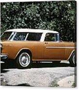 Chevrolet, 1957 Acrylic Print