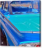 Chevy Bel Air Acrylic Print