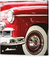 Chevy De Luxe Acrylic Print