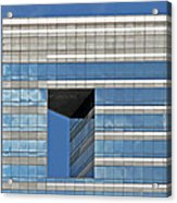 Chicago Architecture 2 Acrylic Print