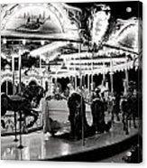 Chicago Carousel Acrylic Print