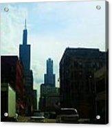 Chicago Flow Acrylic Print