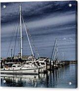 Chicago Harbor Acrylic Print