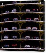 Chicago Impressions 3 Acrylic Print