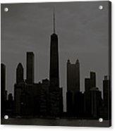 Chicago Impressions 6 Acrylic Print