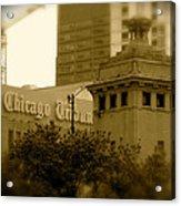 Chicago Impressions 7 Acrylic Print