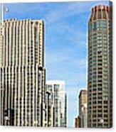 Chicago Panorama 1 Acrylic Print