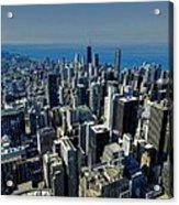Chicago Tm 022 Acrylic Print