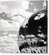 Chicago's Cloud Gate Acrylic Print