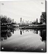 Chicago's North Pond Acrylic Print
