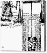 Child Labor, 1842 Acrylic Print