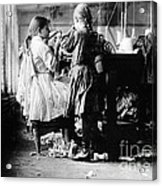 Child Labor Acrylic Print