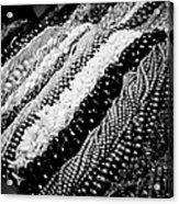 Chinatown Beads Acrylic Print