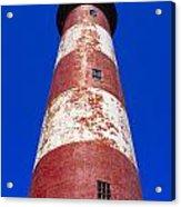 Chincoteague Lighthouse Acrylic Print