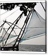 Chinese Fishing Net Acrylic Print