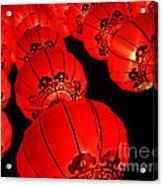 Chinese Lanterns 3 Acrylic Print