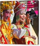 Chinese New Year Nyc 4708 Acrylic Print