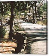 Chinqua-penn Road Acrylic Print